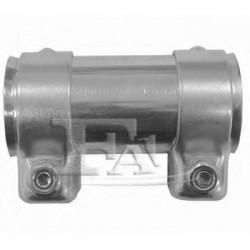 Fischer Automotive One FA1 004-953 Соединитель 55/58.5x125 мм