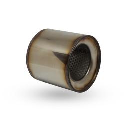 Пламегаситель коллекторный диаметр 100 длина 115 DMG